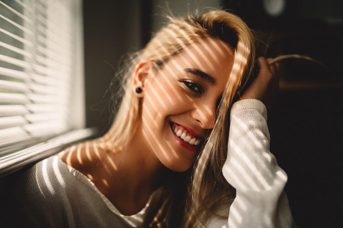 zęby i uśmiech